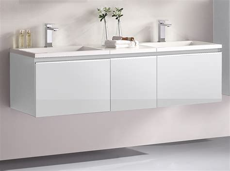 Waschtisch 160 Cm by Badm 246 Bel Set G 228 Ste Wc Doppelwaschbecken Inkl 2 Spiegel