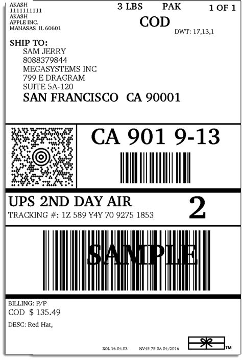ups shipping label template setting up woocommerce ups shipping plugin xadapter