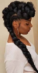 23 Mohawk Braid Styles That Will Get You Noticed | StayGlam