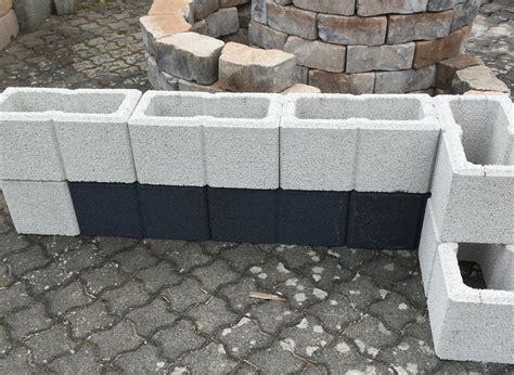 Steine Für Gartenmauer gartenmauer 1 stein f 252 r mauer und pfeiler farbe