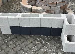 Gartenmauern Aus Stein : gartenmauer elegant 1 stein f r mauer und pfeiler farbe ~ Michelbontemps.com Haus und Dekorationen