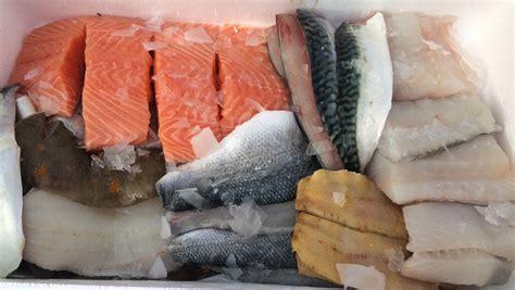 oily fish box selected fish boxes fish high  omega