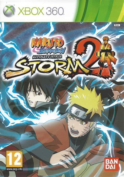 Naruto Shippuden Ultimate Ninja Storm 2 Xbox 360 Pal Cib