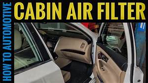 How To Replace The Cabin Air Filter On A 2015 Nissan