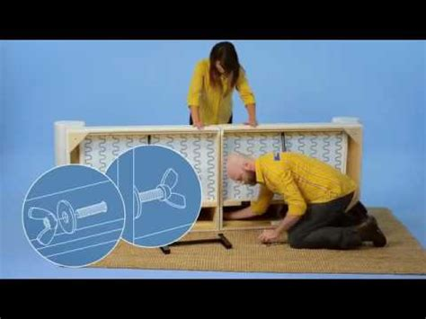 Assembling Ektorp Sofa by Ikea Ektorp Sofa And Chaise Assembly