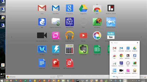pinning chrome apps  launcher youtube