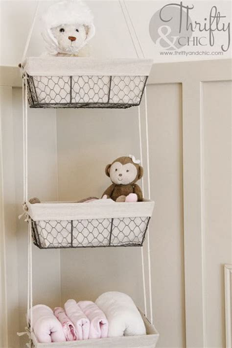 25 Clever & Creative Ways To Organize Kids' Stuffed Toys