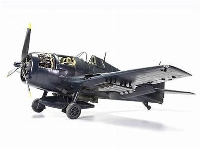Hellcat Grumman F6 F5 Airf Ecomodelismo