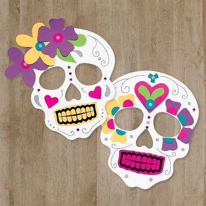 Here Comes Halloween: Dia de Los Muertos Sugar Skull