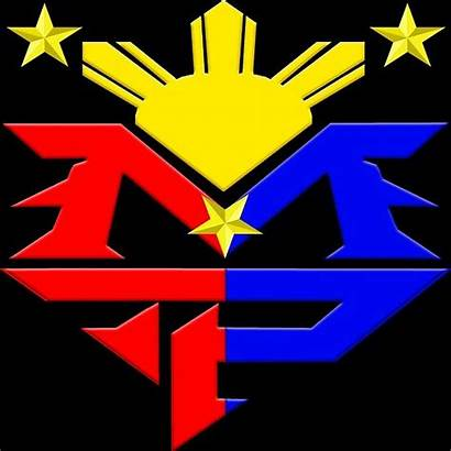 Manny Pacquiao Boxing Champion Logos Pac Poster
