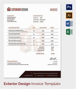 Sample Of An Invoice For Services 38 Invoice Templates Free Sample Example Format