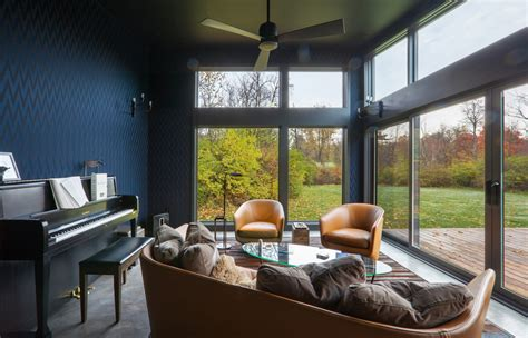 amazing mid century modern sun room designs  chill