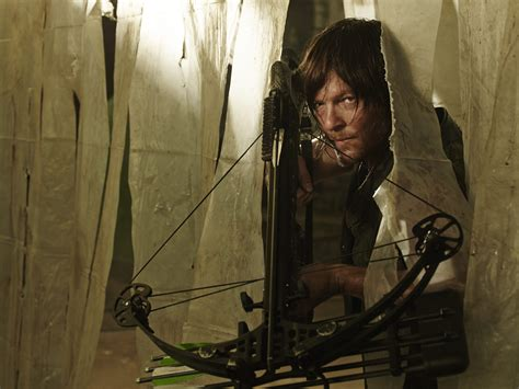 Norman Reedus Discusses The Walking Dead And Video Games