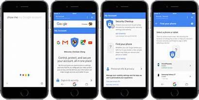 Google Phone Iphone Account Screenshot App Apple