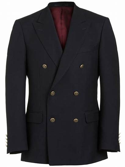 Breasted Blazer Double Navy Magee Suit Mens