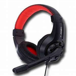 LUPUS G1 Adjustable 3.5mm Sport Headphone Game Gaming ...  Headphone