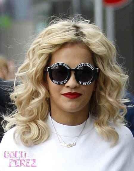 Read em and weep | Sunglasses, Rita ora, Celebrities