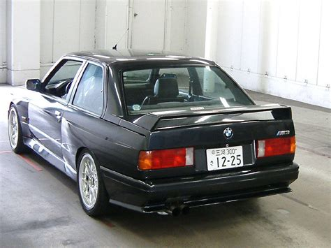 Import Bmw E30 From Japan