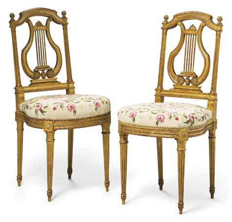 chaises napoleon paire de chaises d 39 epoque napoleon iii seconde moitie du