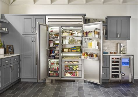 true refrigeration  showcase luxury refrigeration