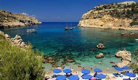 Kalithea Beach Rhodes Visit Greece In 2019 Greece