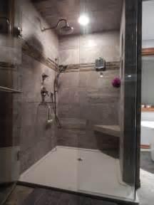 Bathroom Remodels with Tile Showers