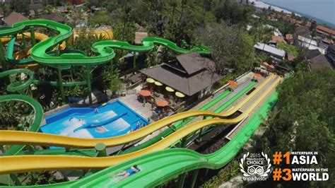 Best Way To Beat The Heat In Bali Waterbom Bali New