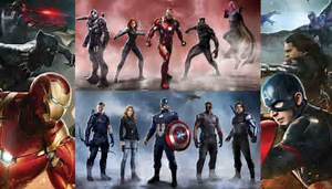 Explaining The Civil War Concept Art Scarlet Witch Team