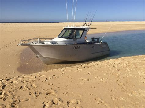 Boat Service Exmouth by Exmouth Boat Hire 7 85m Hire Boat Exmouth Boat Hire