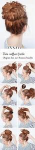 Tuto Coiffure Cheveux Court : tuto coiffure cheveux courts et longs tuto coiffures ~ Melissatoandfro.com Idées de Décoration