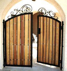 rawd iron railing wrought iron gate on pinterest metal gates gates and garden gates