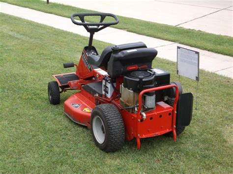 snapper rear engine rider tractors gttalk