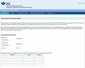 Netzwerke Berechnen : ifa software berechnung des l rmexpositionspegels ~ Themetempest.com Abrechnung
