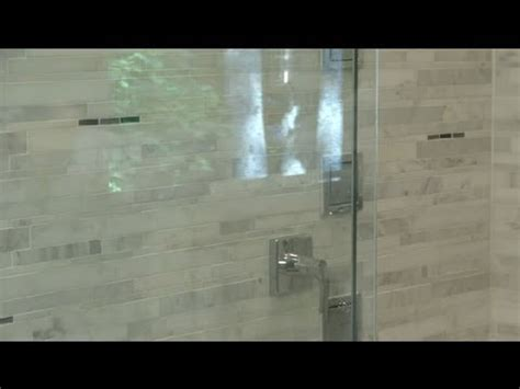 I Watched My Shower - how to design a glass shower bathroom remodeling