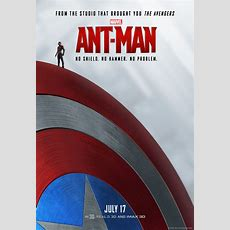 Check Out The New Antman Posters