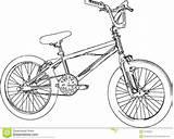 Coloring Bike Pages Mountain Bmx Bicycle Getcolorings Getdrawings Printable Colorings sketch template