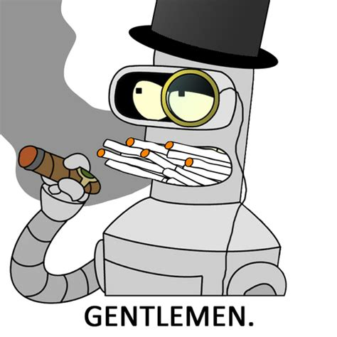 Gentlemen Meme Face - bendher futurdrama twitter