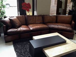 Clearance leather sofa top grain leather sofa clearance for Leather sectional sofa clearance canada