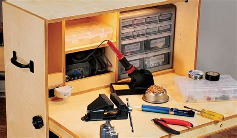 building  hobby desk woodworking blog