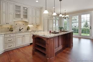 antique white kitchen island pictures of kitchens traditional white antique kitchen cabinets page 5