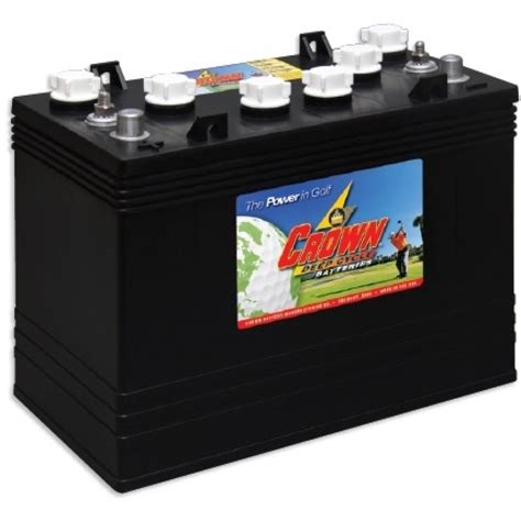 cr gc150 12 volt crown cycle golf car battery crown battery authorized dealer