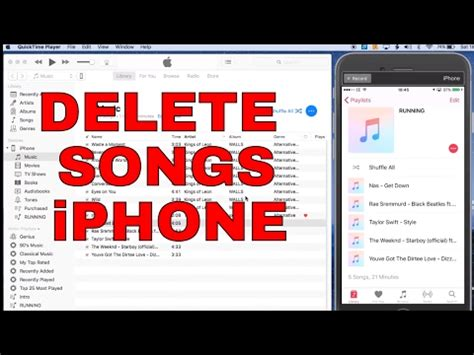 delete song from iphone how to delete from itunes iphone ipod 1934