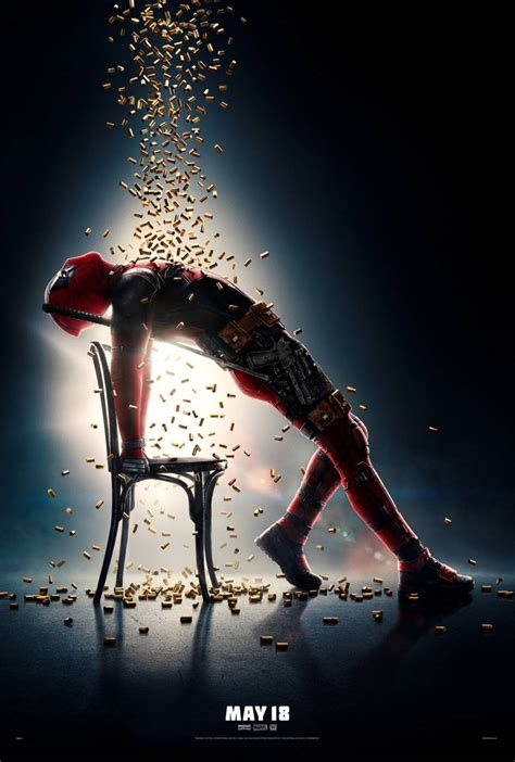 Deadpool 2 (2018) Poster #1  Trailer Addict