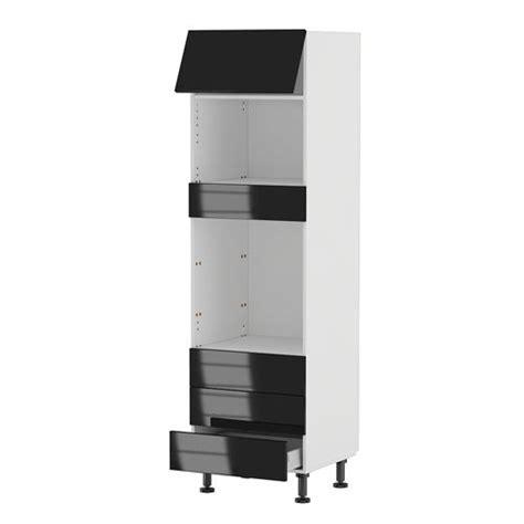 meuble cuisine four et micro onde meuble cuisine pour four et micro onde cuisine en image