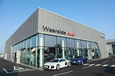 Audi Dealers by Lookers Opens Luxury Audi Site In Sunderland After 163 5 7m
