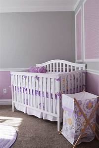 couleur chambre bebe osez le violet With idee couleur chambre bebe