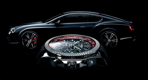 bentley breitling clock limited edition breitling for bentley gmt v8 chornograph