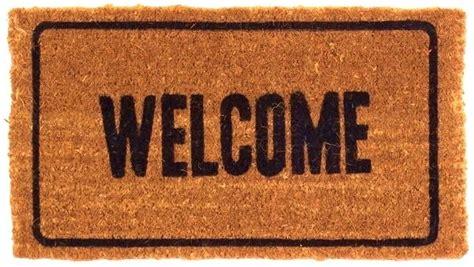 welcome doormats welcome doormats shells doormats thick coir mats