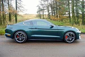 2020 Ford Mustang Bullitt Review - So Cool, But Is It Worth The £5K+ Premium? - Driving Torque