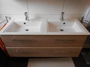 Ikea Bad Unterschrank : doppelwaschtisch unterschrank ikea ~ Michelbontemps.com Haus und Dekorationen